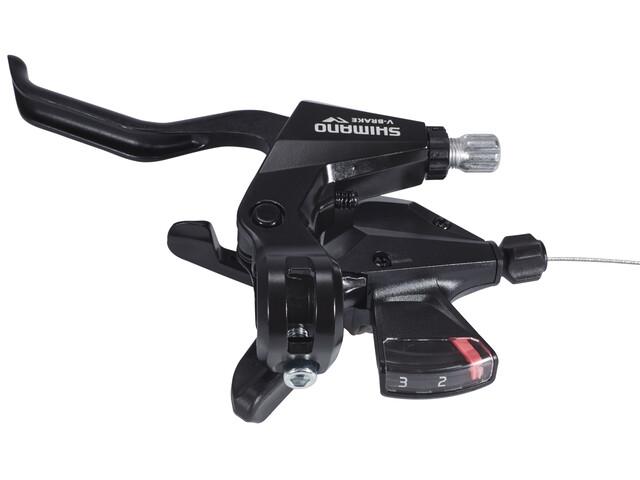 Shimano ST-M310 Schalt-/Bremshebel 3-fach links schwarz